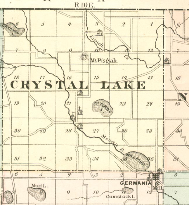 Crystal Lake Township, Marquette Co., WI