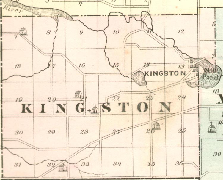 Kingston Township Map